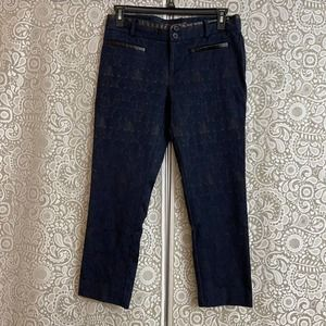 Anthropology Ankle Pant Size 10